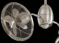 New Gyrette Ceiling Fan, F302 | G Squared Art