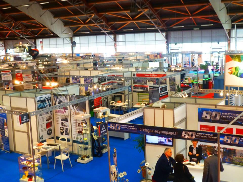 Salon de la soustraitance et de lindustrie Nantes