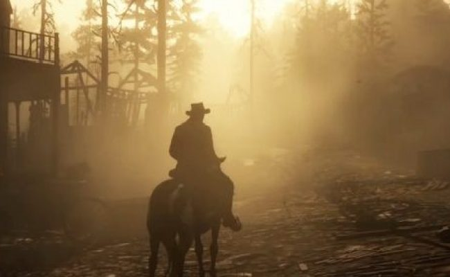 The Read Dead Redemption Ii Original Score Is Officially
