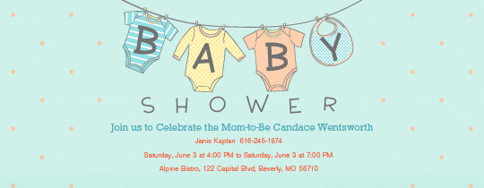 Create A Baby Shower Invitation Mycoffeepot Org