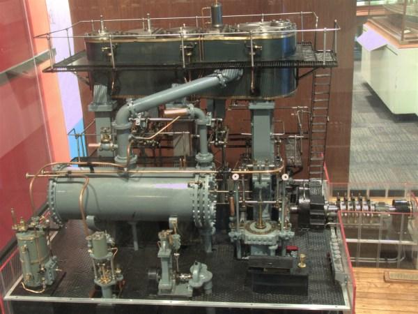 Model Marine Steam Engines