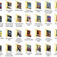 Organize Digital Video Library (Movies and TV Shows): Part-1 Rename