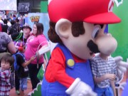 Nintendo's final mascot was the greatest of all. Mario.