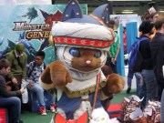 Another Nintendo mascot from Monster Hunter 5.