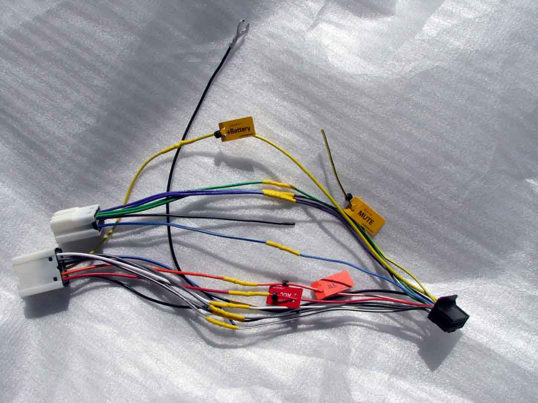 hight resolution of honda to pioneer wire harness 29 wiring diagram images wiring harness for pioneer avh p3300bt wiring harness adapter pioneer