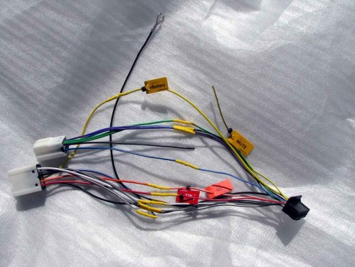 small resolution of honda to pioneer wire harness 29 wiring diagram images wiring harness for pioneer avh p3300bt wiring harness adapter pioneer