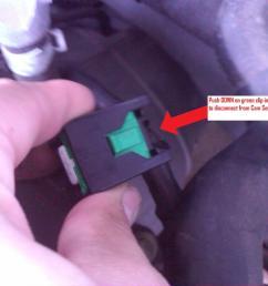 diy cam position sensor easy version g35 2 jpg  [ 2048 x 1536 Pixel ]