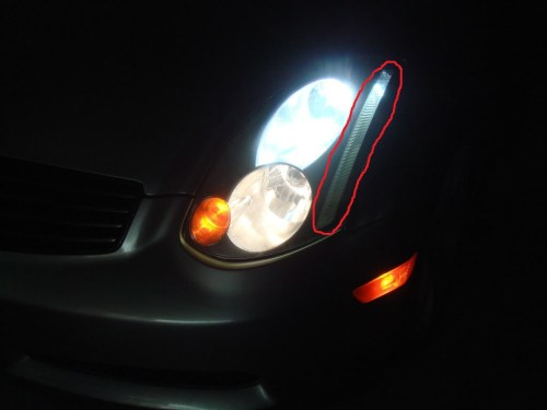 small resolution of  headlight strip light sidestrip jpg