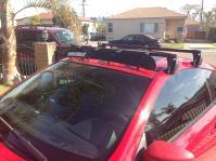 YAKIMA roof rack - G35Driver