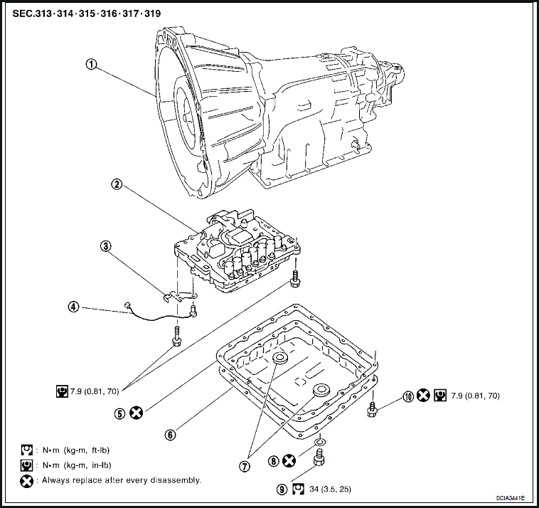 Service manual [2006 Infiniti G Manual Wiring Sch