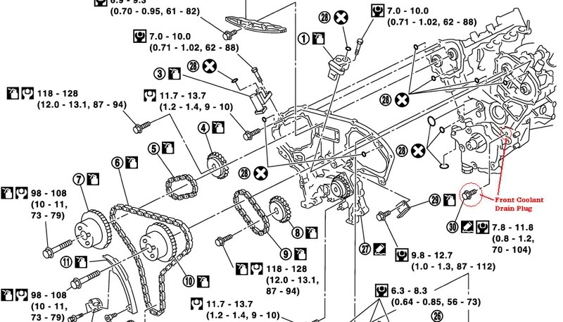 [DIAGRAM] 2007 Infiniti G35 Sedan Engine Diagram FULL