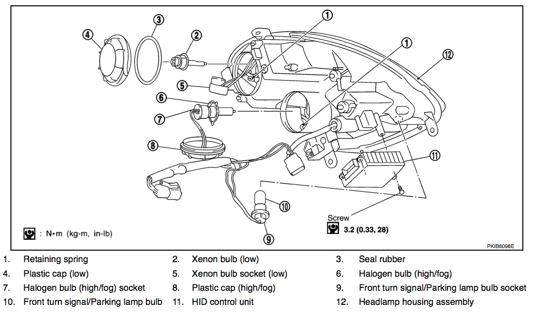 2003 Infiniti G35 Fuse Diagram, 2003, Free Engine Image
