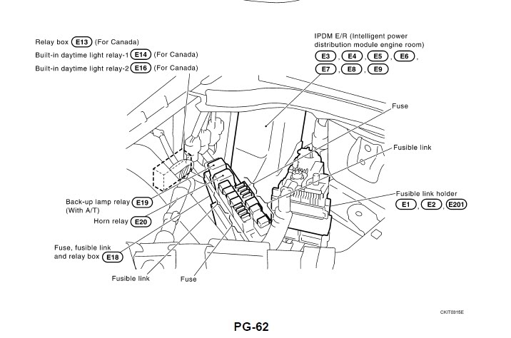 Location Of Fuse Box On G35 : 27 Wiring Diagram Images