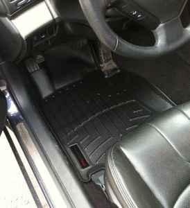 FS 2007 2008 2009 2010 2011 Infiniti G35 G37 Weathertech floorliner mat  G35Driver  Infiniti
