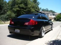 Pic Request : g with roof rack - Page 3 - G35Driver ...