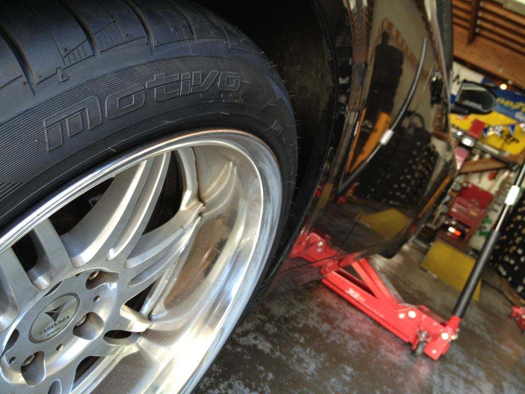 Tire Review Nitto Motivo  G35Driver  Infiniti G35  G37 Forum Discussion