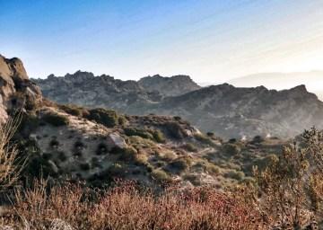 Santa Susana field site in California