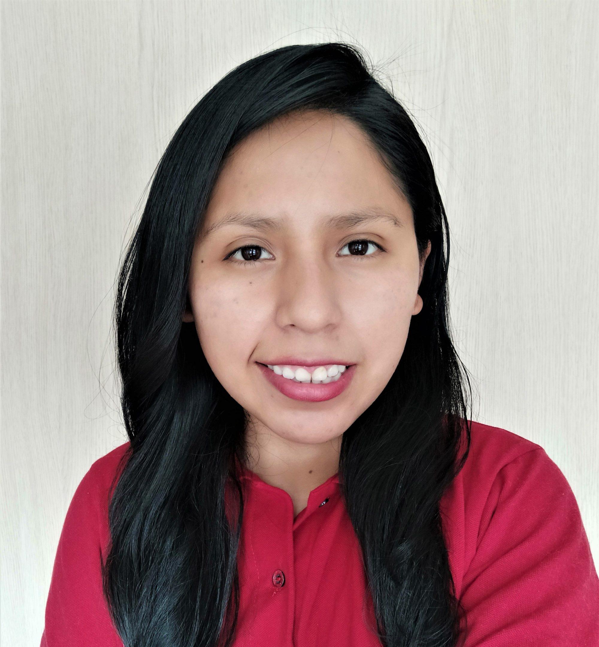 Headshot photograph of Kely Alejo