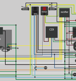 gy6 150 wiring diagram free wiring diagram for you u2022 gy6 ignition switch wiring gy6 150 wiring harness [ 1819 x 979 Pixel ]