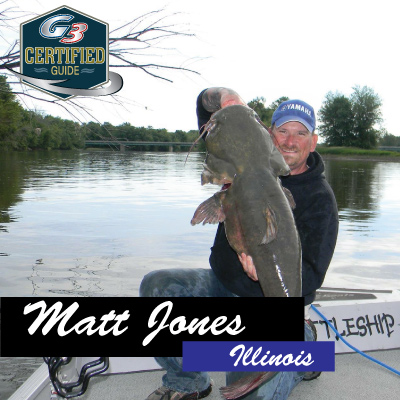 Matt Jones-G3 Certified Guide Program