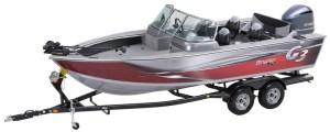 G3 Boats Angler 21