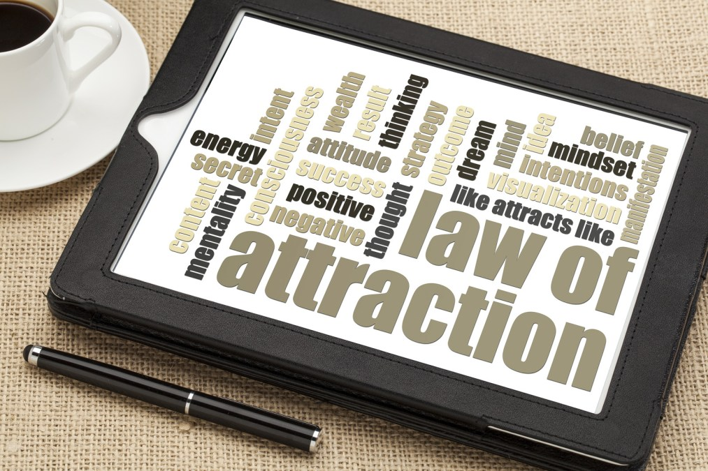The Law of Attraction: What it Is