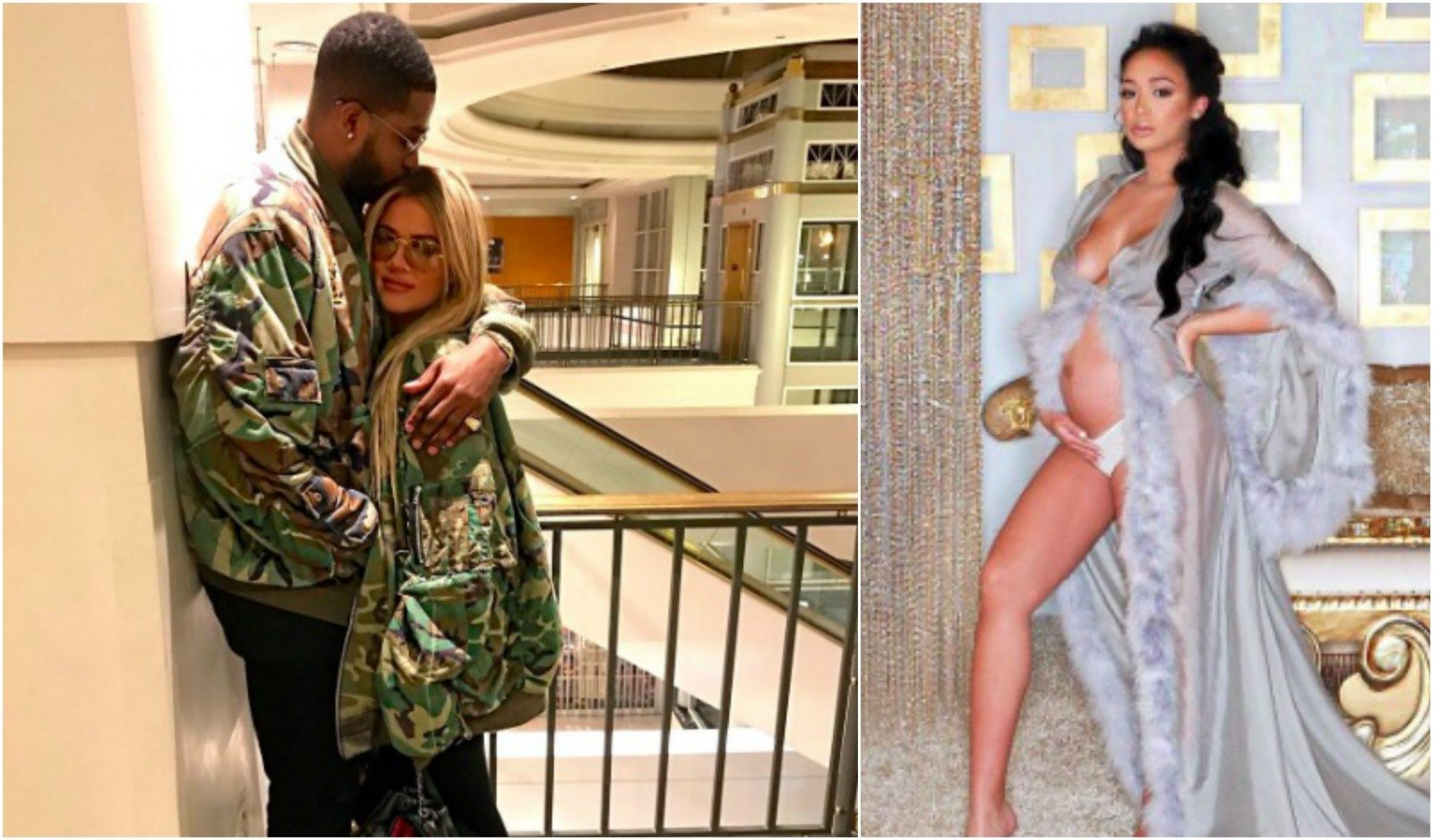 Khloe And Tristan Thompson Cleveland