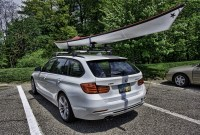 F31 crossbars/roofrack - Bimmerfest - BMW Forums