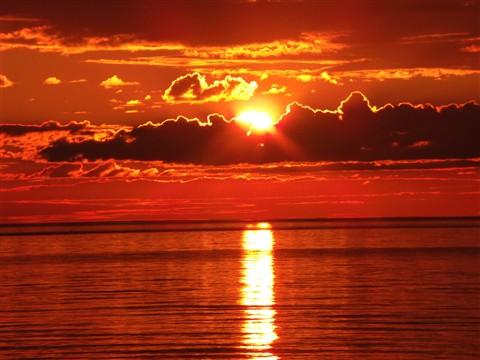 Pink Fall Desktop Wallpaper Sandy Beach Sunset Dnbmiller Galleries Digital