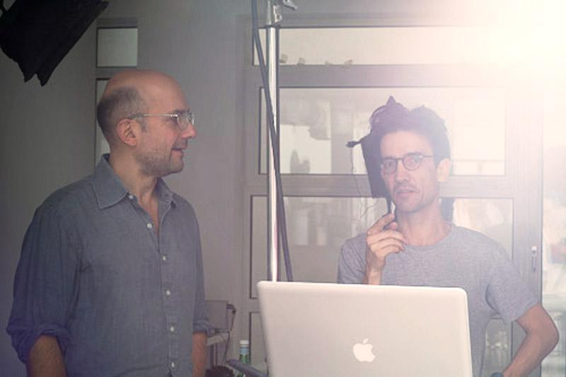 Alan & Marc Quinn