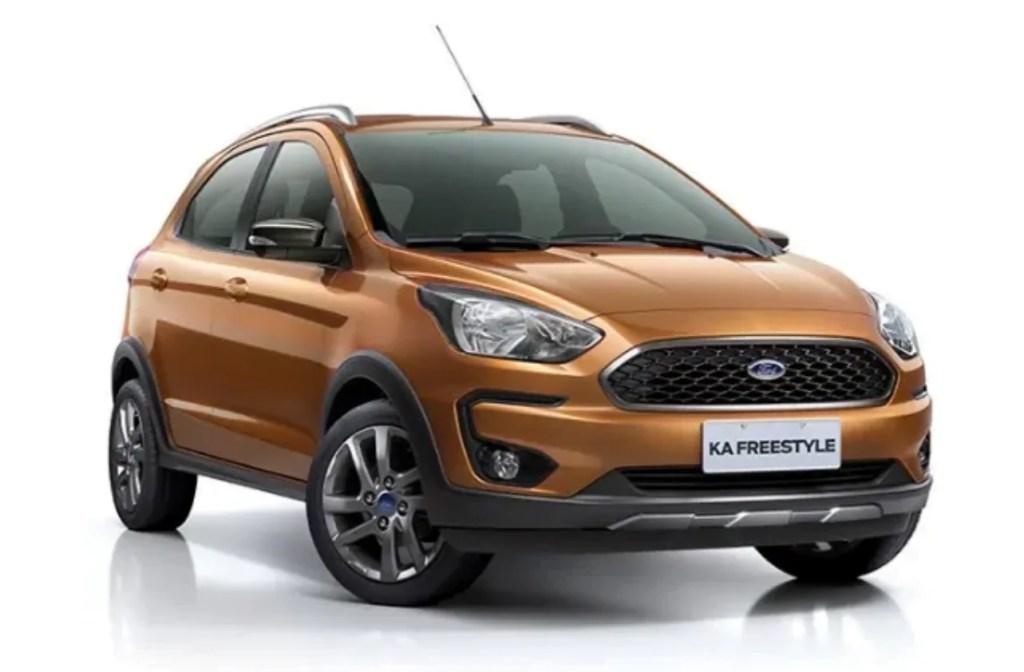 Ford KA 2021 - veículo ford