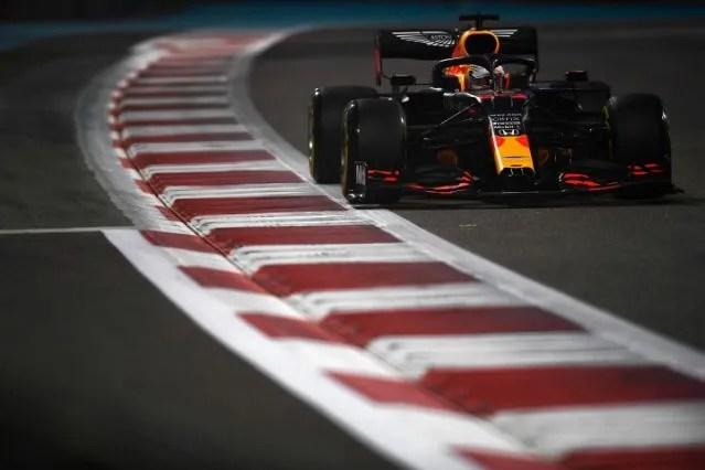 Verstappen - Grande prêmio de Abu Dhabi 2020
