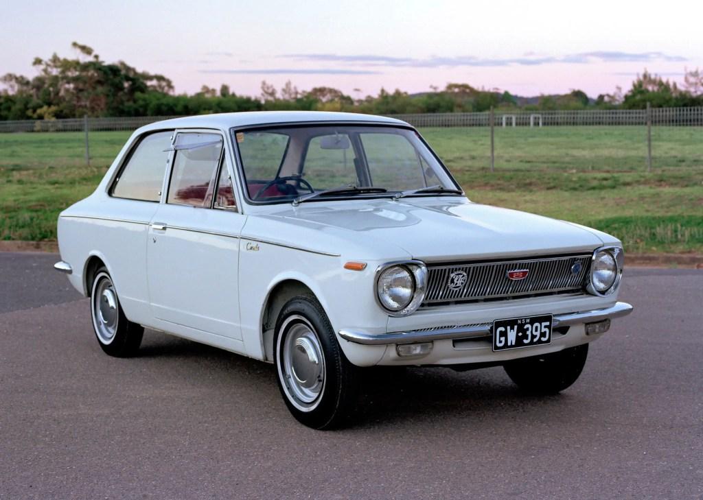 1ª geração (1966-1970)