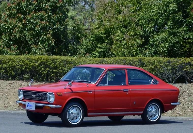 2ª geração (1970-1974)