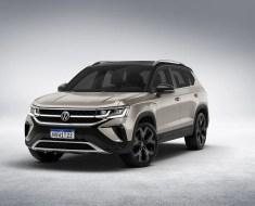 VW Taos 2022