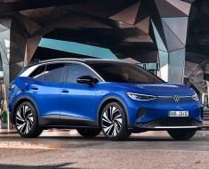 ID.4 SUV elétrico da Volkswagen