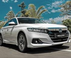 Honda Accord e:HEV