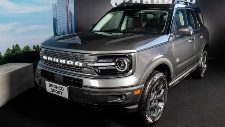 Ford Bronco Sport Wildtrak