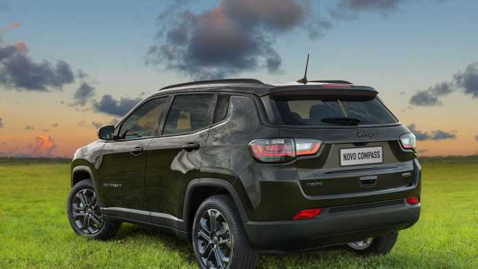 Jeep Compass 80 Anos