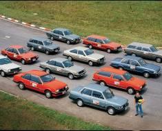 Ayrton Senna e os 12 carros testados - Larangeira e Saulo Mazzoni de Quatro Rodas