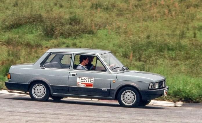 O Oggi teve apenas dois anos de vida e pouco mais de 20 mil unidades produzidas - Claudio Laranjeira e Saulo Mazzoni de Quatro Rodas
