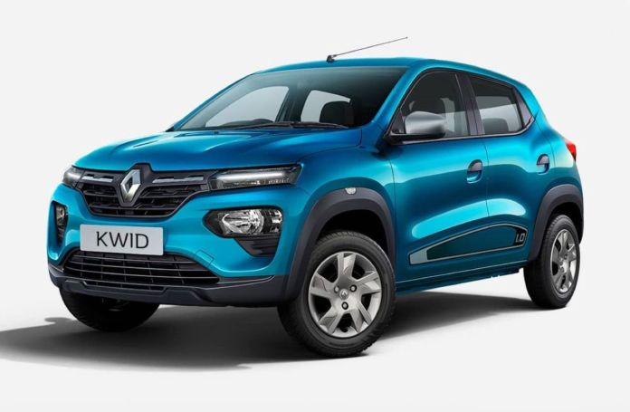 Novo Renault Kwid