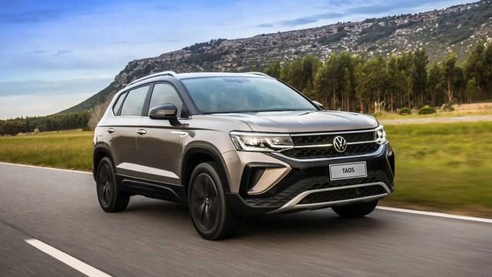 Novo VW Taos 2022