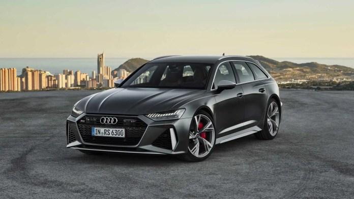 Audi RS6 Avant 2021
