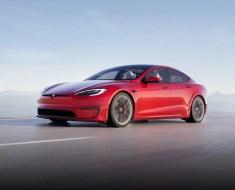 Novo Tesla Model S Plaid