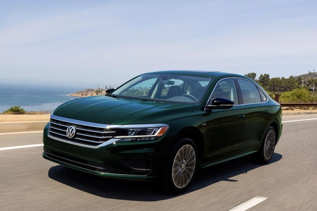 VW Passat Limited Edition 2022