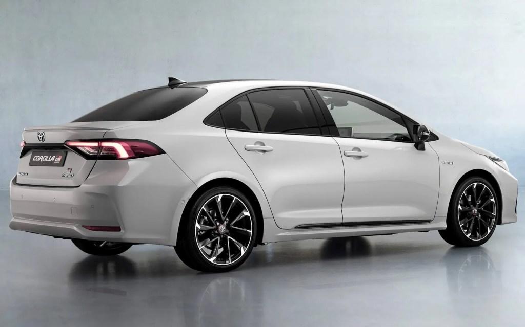 Toyota Corolla GR-Sport 2022