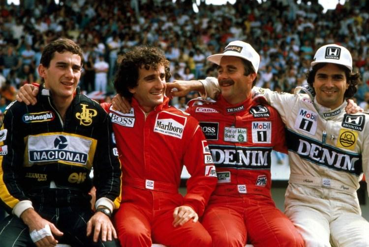 Alain Prost fala sobre a Formula 1 do passado
