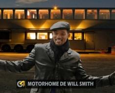 Motorhome de R$ 13 milhões de Will Smith