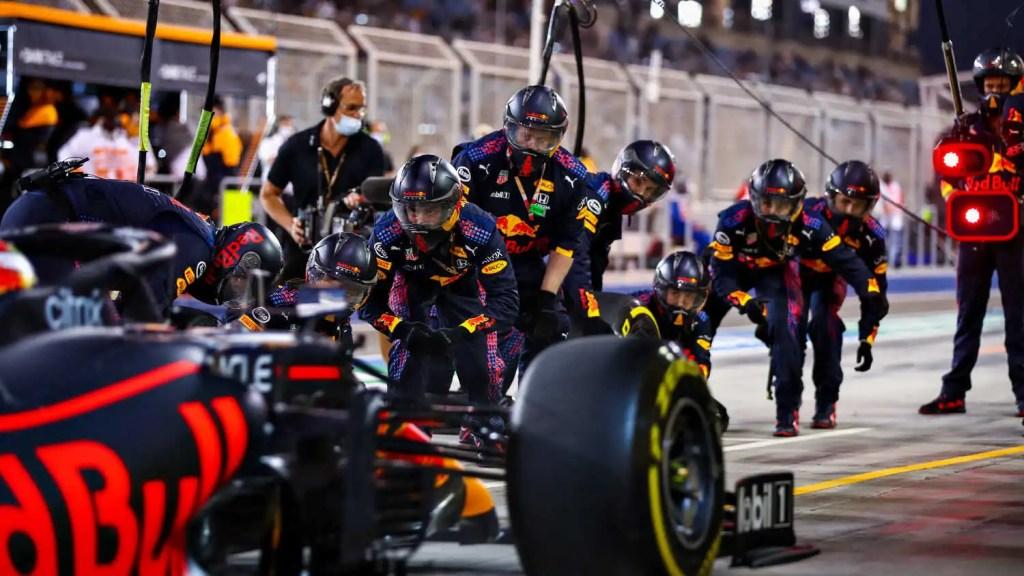 Novas regras para os pitstops da F1